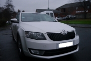 Skoda - Octavia - Octavia - (2013 - On) - Vehicle CCTV - MANCHESTER - GREATER MANCHESTER