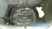 Boot gets wired - Volvo - C30 - C30 - (2010 on) (null/nul) - Volvo c30 OEM+ SQ Installation - Bovinger - ESSEX
