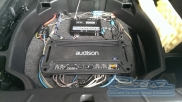 Bit 10 and Audison 4 Channel Amp run the system and its front speakers - Volvo - C30 - C30 - (2010 on) - Audio - Bovinger - ESSEX