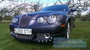 Cloudy Daylight  - Jaguar - S-Type - Lighting - Bovinger - ESSEX