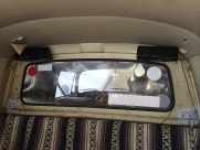 Speakers mounted top of roof - VW - Transporter / Caravelle - Audio - WITNEY - OXFORDSHIRE
