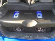 BMW - Mini - Bloomz Boot Installation - Bovinger - ESSEX
