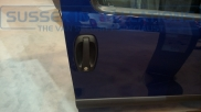 New Model Vauxhall Combo 2014 Drivers Door - Events -   - Sussex - London & The South East
