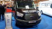 New Ford Transit 2014 Front - Events -   - Sussex - London & The South East