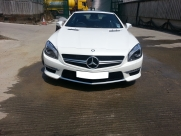Mercedes SL63 AMG Full Valet - Eastbourne - Sussex, Surrey, Kent