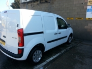 Pre Sale Vinyl Removal and Full Valet - Mercedes Citan - Eastbourne - Sussex, Surrey, Kent