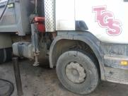 MOT Wash - Scania Tipper - Eastbourne - Sussex, Surrey, Kent