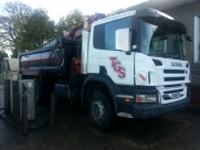 MOT Wash - Scania Tipper - Eastbourne - Sussex, Surrey, Kent