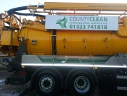 Fleet Operator Jet Washing - Eastbourne - Sussex, Surrey, Kent