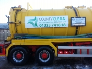 Scania Kroll P440 - Environmental Waste - External Jet Wash - Eastbourne - Sussex, Surrey, Kent
