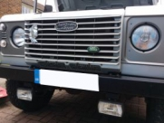 Installation of Land Rover Defender Fog Lights - Land Rover - Defender - Lighting - Maidstone - KENT
