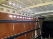 installation of led interior lights - Iveco - Daily (1/2017) - Iveco Daily Van 2017 - Maidstone - KENT