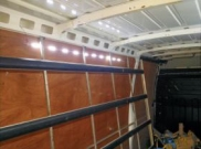 installation of led interior lights - Iveco - Daily - Lighting - Maidstone - KENT