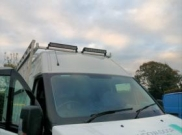 Led Bar - spot/flood lights installed and connected via switch to main beam - Iveco - Daily - Lighting - Maidstone - KENT