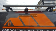 Ford Custom Reverse Camera-Integrated Reverse Camera With Brake Light Camera - Ford - Transit - Custom - (2018 On) - Parking Systems - NEWBURY - BERKSHIRE