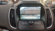 Ford C max fully integrated reverse camera system installed on site - Parking Systems - NEWBURY - BERKSHIRE