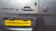 Vauxhall Vivaro dead lock, slam lock, armaplate - Van Locks - NEWBURY - BERKSHIRE
