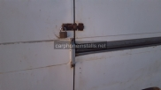 DIY dead lock - Van Locks - NEWBURY - BERKSHIRE