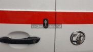 New Vauxhall Vivaro Dead Lock - Vauxhall - Vivaro - Vivaro - (2019 - On) - Van Locks - NEWBURY - BERKSHIRE