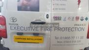 Toyota Proace dead locks - Locks 4 Vans T series - NEWBURY - BERKSHIRE