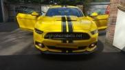 Ford Mustang front and rear dash camera installation -  - NEWBURY - BERKSHIRE