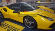 Ferrari 488 -  - NEWBURY - BERKSHIRE