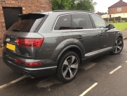 Audi - Q-7 - Q7 - (4L, 2005 On) - TV / DVD - MANCHESTER - GREATER MANCHESTER