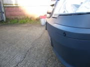 Mercedes - Vito / Viano - Vito/Viano (2004 - 2015) W639 (03/2012) - Mercedes Vito ParkSafe Front Parking Sensors - BRISLINGTON - Bristol- Gloucester - Somerset