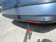 Ford - Focus - Focus 98-06 (09/2006) - Ford Focus Estate 2006 Rear Parking Sensors - HEXHAM - NORTHUMBERLAND