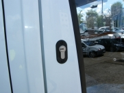 Ford - Transit - Transit MK7 (07-2014) (05/2008) - Ford Transit 2008 Cab and Load Area Deadlocks - HEXHAM - NORTHUMBERLAND