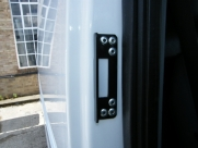 Ford - Transit - Transit - (07-2014) (05/2008) - Ford Transit 2008 Cab and Load Area Deadlocks - HEXHAM - NORTHUMBERLAND