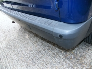 Ford - Transit Connect (11/2004) - Ford Connect 2004 Rear Parking Sensors in Black - DARLINGTON - DURHAM