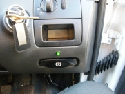 Mercedes - Vito / Viano - Vito/Viano (2004 - 2015) W639 (03/2012) - Mercedes Vito ParkSafe Front Parking Sensors - DARLINGTON - DURHAM