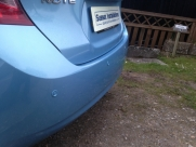 Nissan - Note - Note - (E12, 2013 On) (01/2014) - Nissan Note 2014 with Colour Coded ParkSafe Rear Parking Aid - DARLINGTON - DURHAM