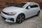 2017 VW Golf GTI Tracking System Install in Manchester - MANCHESTER - GREATER MANCHESTER