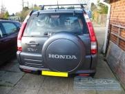Honda - CRV - CRV 3 (2006 - Present) - Parking Sensors - Ongar - ESSEX