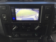 2015 Land Rover Defender Alpine IVE-W585BT & Reverse Camera - MANCHESTER - GREATER MANCHESTER
