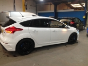 Ford - Focus - Focus 2011 > (null/nul) - 2018 Ford Focus RS - Autowatch Ghost Installation - MANCHESTER - GREATER MANCHESTER