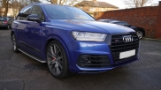 Audi SQ7 Thinkware F770 Front & Rear & S5 Tracking System - MANCHESTER - GREATER MANCHESTER