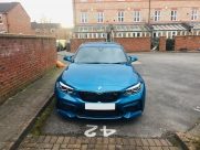 2020 BMW M2 Competition Blackvue Front & Rear Dash Camera - MANCHESTER - GREATER MANCHESTER