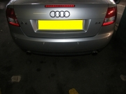 Audi - A4 - A4 - (B8, 2008 - On) (null/200) - Audi A4 2009 Rear Parking Sensors in Silver - Maidstone - KENT
