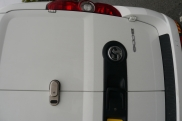 2013 Vauxhall Combo Ultimate Lock Side & Rear Doors - Locks 4 Vans Ultimate  - MANCHESTER - GREATER MANCHESTER