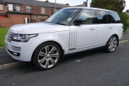 Range Rover - RangeRover Vogue - Vogue - (L405, 2013 - On) (03/2016) - 2016 Range Rover Vogue Autowatch Ghost Immobiliser - MANCHESTER - GREATER MANCHESTER