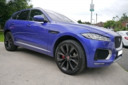 Jaguar - Audio - MANCHESTER - GREATER MANCHESTER
