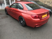 BMW - 4 Series - 4 series - (F32/33/36/82/83 2014On) - Alarms & Immobilisers - MANCHESTER - GREATER MANCHESTER