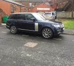 2017 Range Rover Vogue Rac Trackstar Category 5 Tracker - MANCHESTER - GREATER MANCHESTER