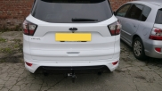 Ford - KUGA (03/2017) - 2017 Ford Kuga Fixed Towbar With 7 Pin Electrics - MANCHESTER - GREATER MANCHESTER
