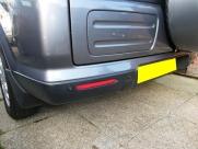 Honda - CRV - CRV 3 (2006 - Present) (05/2007) - Honda CRV 2007 ParkSafe PS740 Rear Parking Sensors - HARPENDEN - HERTS