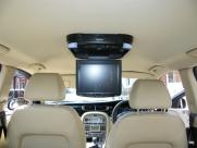 Jaguar - X-Type (02/2009) - Jaguar X Type 2009 Roof Mounted DVD Player Installation - NORWICH - NORFOLK