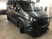 Ford - Transit - Custom - (2018 On) - Autowatch 695 RLC Can Bus Alarm - MANCHESTER - GREATER MANCHESTER